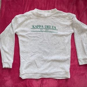 Kappa Delta Wooly/Sweatshirt
